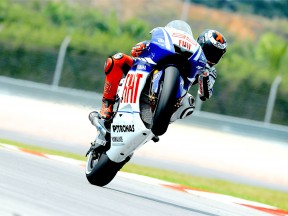 Lorenzo ready to up the pace