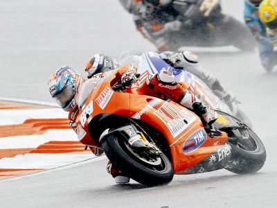 Hayden savoure sa cinquième place à Sepang