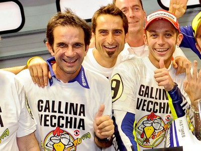 Brivio on superb experience of working with Rossi