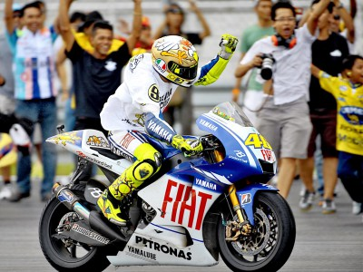 Rossi se explica a fondo tras su noveno título Mundial