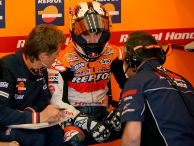 Confident Pedrosa targets Valencia victory