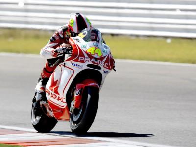 Espargaró disputará la última carrera del año con el Pramac Racing