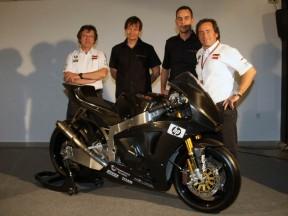 ポンス・カレックス、Moto2マシンを発表