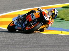Pedrosa takes second win of the season at Valencia