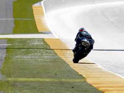 B.スピース:「ここには世界最速のライダーたちがいる」