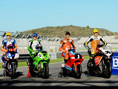 Alberto Moncayo and Carmelo Morales proclaimed Spanish 125GP and Extreme Champions