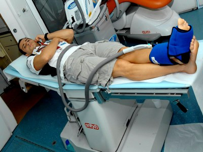 Nuova operazione alla caviglia per Randy de Puniet