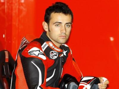 Barberá conclut ses essais à Jerez