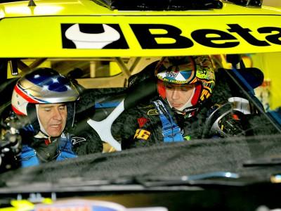 Rossi retoma el volante del Focus WRC en el Motor Show de Bolonia