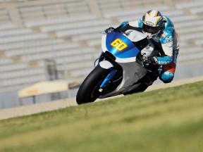 Moto2 progress made at sunny Valencia