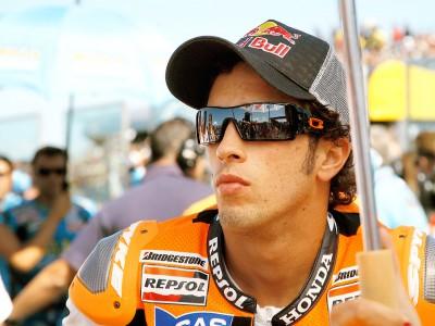 La saison 2009 d'Andrea Dovizioso
