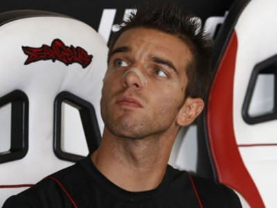 De Angelis and Team Scot together in Moto2