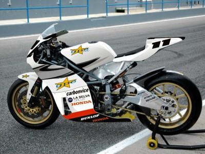 GPE: Un ambicioso proyecto español para Moto2