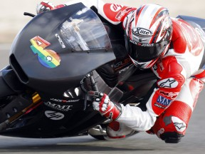 Pons Racing end 2009 with Almeria test