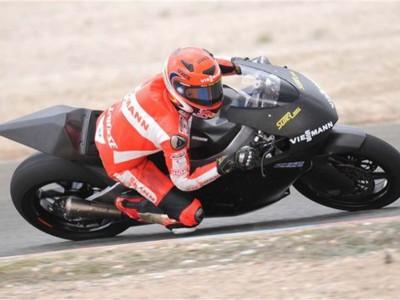 Los equipos de Moto2 se marchan de Almería con buenas sensaciones