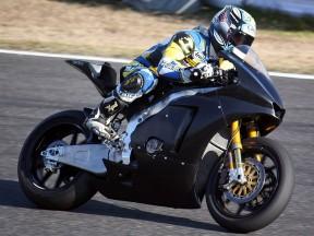 Moriwaki continúa la evolución de su prototipo de Moto2