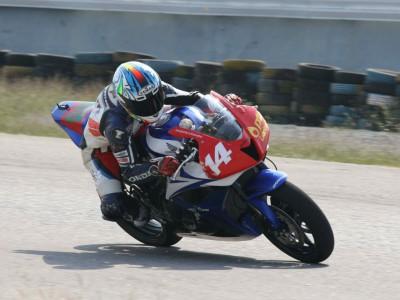 Wilairot prepara el salto a Moto2 entrenándose en su Tailandia natal