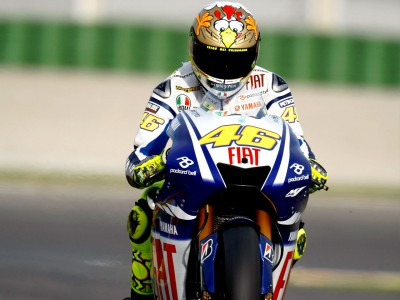 Valentino Rossi rated as one of the best world athletes of the decade