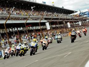 La mejor acción en pista del 2009