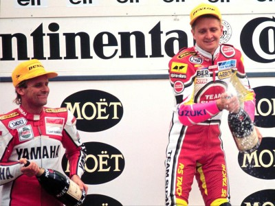 Rainey v Schwantz: An all-American duel