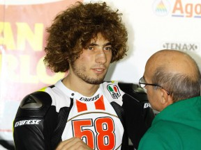 MotoGP Rookies 2010 : Marco Simoncelli