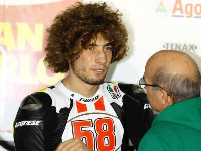 2010 MotoGP Rookies: Marco Simoncelli