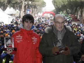 欧州最大のパレードでJ.シモンとドルナスポーツが表彰
