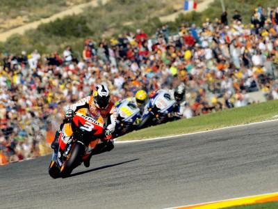 Buchen Sie jetzt ihre MotoGP-Tickets 2010