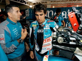Mapfre Aspar Team opt for RSV Moto2 chassis