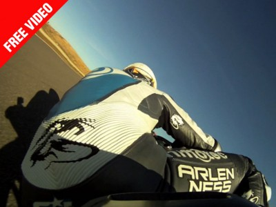 Inmotecs MotoGP-Prototyp entwickelt sich standing weiter