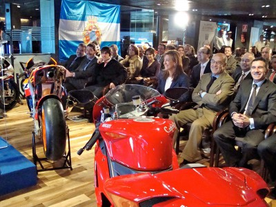 2010 Spanish GP presentation
