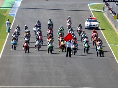 Entry list for 2010 125cc World Championship