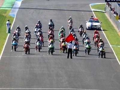 La FIM anuncia la lista provisional de inscritos en 125cc para 2010
