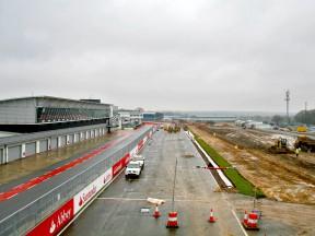 Las reformas en Silverstone avanzan a buen ritmo