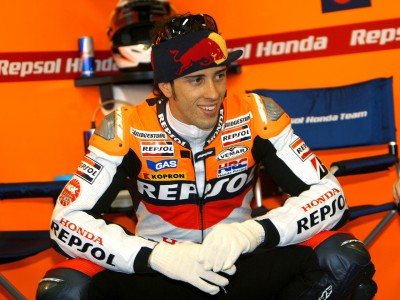 Dovizioso has clear objectives for Sepang and 2010