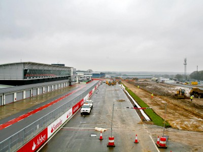 La evolución de Silverstone, vista de cerca