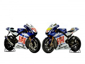 Fiat Yamaha unveils new livery in Malaysia