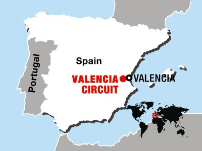 Circuit guide: all you need to know about Valencia