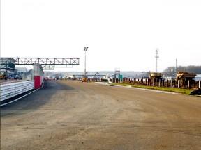 Silverstone receives visit from Dorna CEO Carmelo Ezpeleta