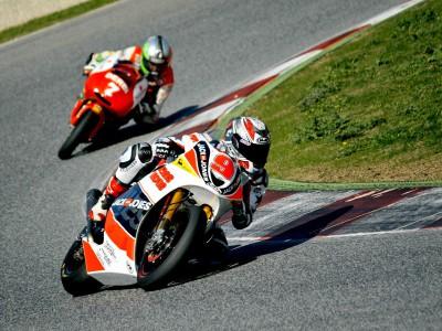 Matinée agitée au Circuit de Catalunya