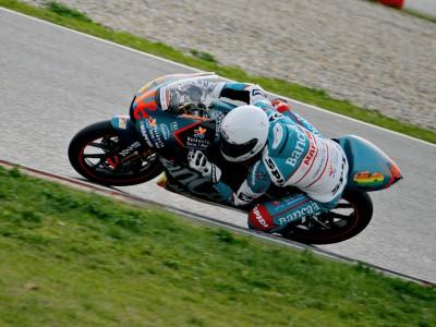 Nico Terol heads 125cc times