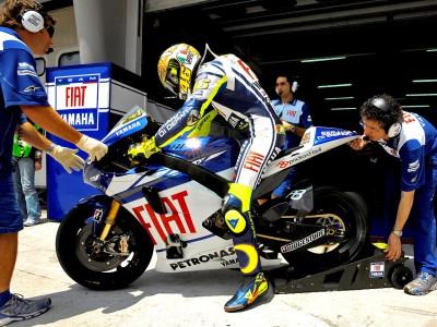 A return to Sepang for the MotoGP class