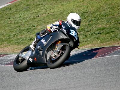Il volto italiano del team Tech3 Racing
