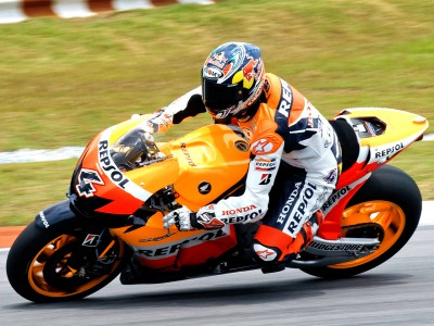 Dovizioso and Pedrosa have differing opening days at Sepang