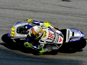 Sepang test ends with Rossi fastest again