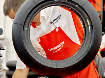 Bridgestone pleased with new slicks tested at Sepang