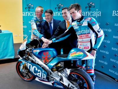 Bancaja und Aspar weiten Partnerschaft auf 2011 aus