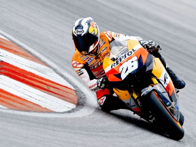 "Pedrosa: ""We've advanced with the electronics, but the chassis needs to be adjusted a bit more"""