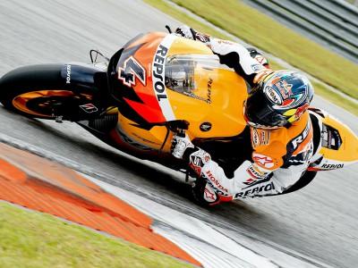 Dovizioso se muestra satisfecho con las mejoras de su Honda