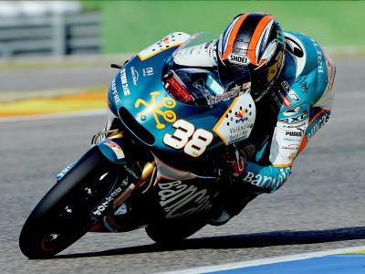 Smith domine la séance 125cc de mardi après-midi, Márquez reste le plus rapide